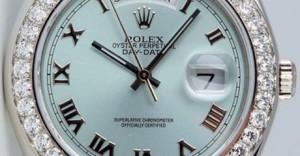 Rolex watch loans