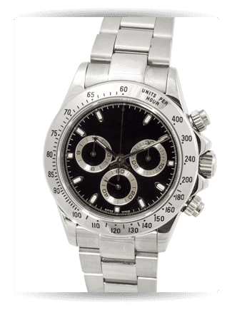 watch loans on Rolex