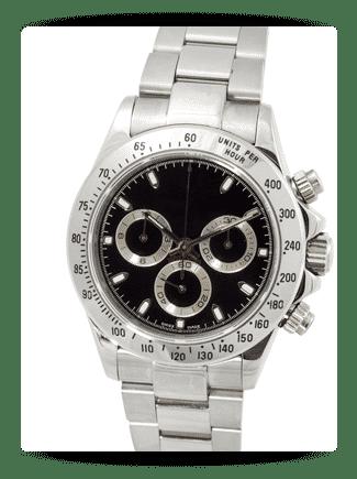 watch loans on Rolex