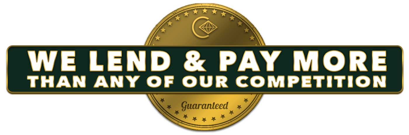 Low rate pawn shop loans guaranteed