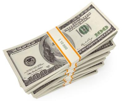 Business loan cash